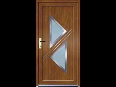Vchodové dveře P18B