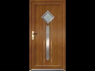Vchodové dveře P27b