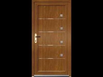 Vchodové dveře P28b