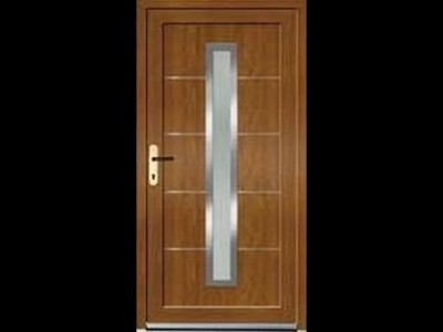Vchodové dveře P29b