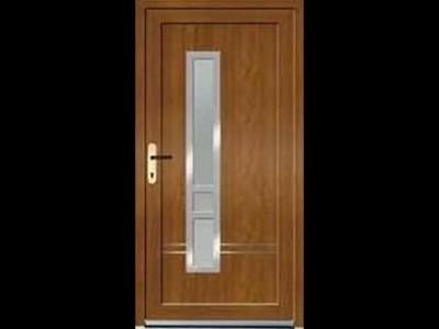 Vchodové dveře P33b
