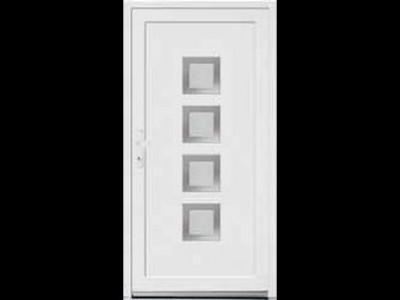 Vchodové dveře P35